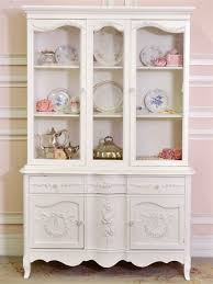 shabby chic china cabinet gorgeous shabby chic china cabinet painted furniture for the home