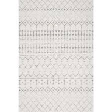Area Rug Black And White Area Rugs Rugs The Home Depot