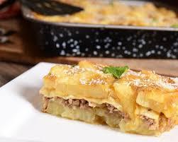 cuisine az tartiflette recette tartiflette à la viande hachée et à l emmental facile rapide