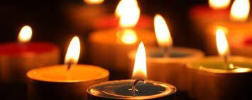 candle lighting lighting ideas