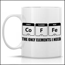 Periodic Table Coffee Table Image Of Periodic Table Coffee Mug Amazoncom Periodic Table Of The