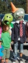 Halloween Costumes Zombies Plants Zombies Costumes Plants Zombies Homemade Costumes