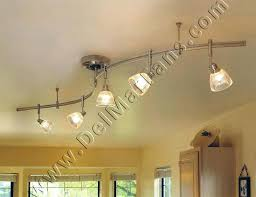home depot flexible track lighting kits flexible track lighting kits bay ft brushed steel flexible track