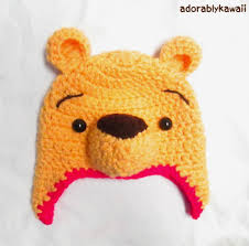 winnie pooh crochet hat pattern toddler sizing guide