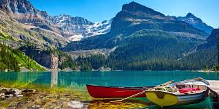 Canadian Rockies Map Canadian Rockies Feel The Natural Beauty Travel Zom