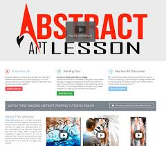 mind blowing acrylic abstract art painting video lessons and