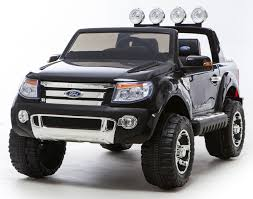 ford electric truck black ricco licensed ford ranger 4x4 kids electric ride on car