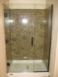 glass frameless door u0026 panel shower doors in portland or esp