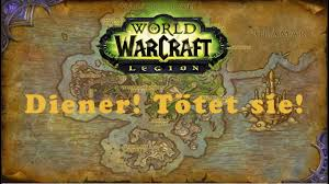 si e allianz of warcraft quest diener tötet sie allianz