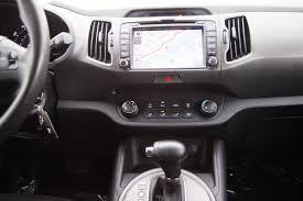 kia sportage black kia sportage lx for sale carfax certified navigation u2014 used car