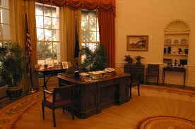 reagan library oval office