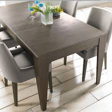 Grey Oak Furniture Firenze Weathered Oak And Soft Grey 220cm Extending Dining Table