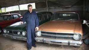 Australian Muscle Cars - gasolene s02e06 muscle car barn find pt 2 youtube