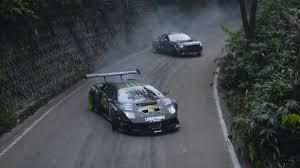 Lamborghini Murcielago Drift Car - lamborghini vs mustang drift battle with vaughn gittin jr and