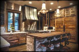 Black Rustic Kitchen Cabinets Modern Rustic Kitchen Archives The Popular Simple Kitchen Updates