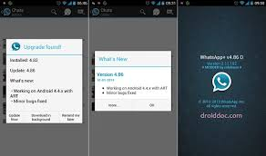 whats app version apk whatsapp plus v4 86 d released features change log and apk