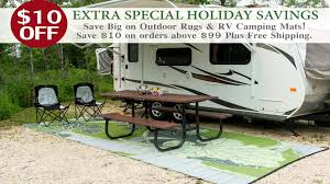 Rv Outside Rugs B B Begonia Great Deals And Amazing Savings Youtube