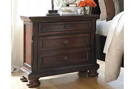 night stand porter nightstand ashley furniture homestore