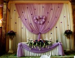 wedding reception wall decorations decorating party