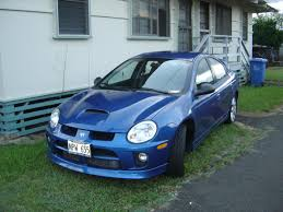 dodge neon ii on car magazine reviews ratings news