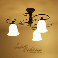 Wohnzimmer Deckenlampe Deckenlampe Rustikal U2013 Lampe Ideen