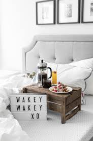 how to prepare the perfect breakfast in bed chef sous chef