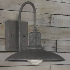 Galvanized Outdoor Light by Outdoor Lighting Wall Lights Sconces U0026 Lanterns Shades Of Light