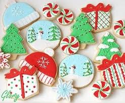 candy christmas christmas tree cookies crackers december