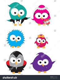 vector drawings cute little birds stock vector 77954467 shutterstock