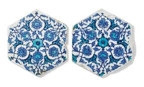 blue and white ottoman iznik pottery collecting guide christie s