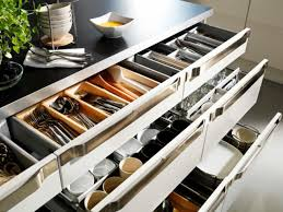 Kitchen Cabinet Organizers Pictures  Ideas From HGTV HGTV - Kitchen cabinets drawer