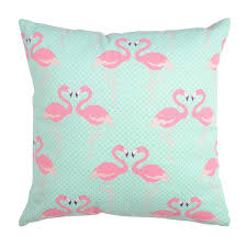 g bl sessel two pink flamingo kissen flamingo whimsical tropical pink