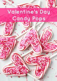 candy valentines s day candy pops broken