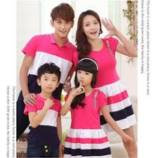 spring family matching clothes mother daughter dresses matching
