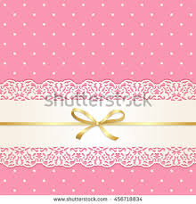 polka dots vintage pink background seamless stock vector 456718834