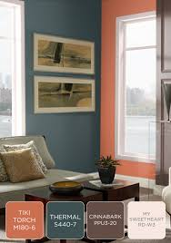 Brown And Blue Living Room by A Coral Blue Brown And White Color Combination In Your Living