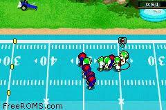 Backyard Football Ps2 by Gameboy Advance For Backyard Football Rom