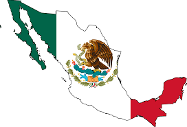 Queretaro Mexico Map by Mexico Flag Map 1 U2022 Mapsof Net