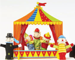 circus puppets circus puppet theatre quality toys