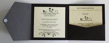Wedding Card Invitation Online Best Collection Of Pocketfold Wedding Invitations To Inspire You
