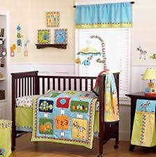 Farm Animals Crib Bedding by Cocalo Nursery Bedding Sets Ebay