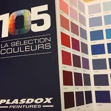 Nuancier Tollens En Ligne by Carte De Teintes 105 Offre Couleurs Plasdox