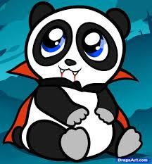 halloween pi how to draw a halloween panda halloween panda how to draw