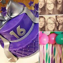 10 filled ways to celebrate your sweet 16 year sweet 16
