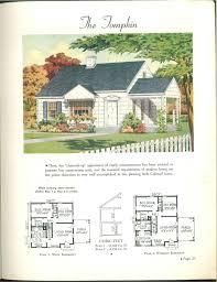 wahlfeld 1942 vintage house plans 1940s pinterest
