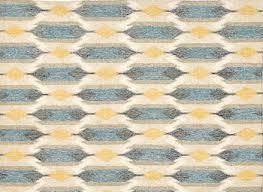 teardrop ikat kilim rug blue lagoon 8x10 decorist