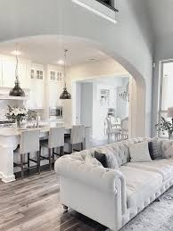 White Living Room Furniture This Fresh Clean White Kitchen Accented With Touches Of