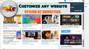 facebook themes and skins for mobile customize any website by userstyles custom themes and skins gift4you