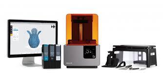 imprimante 3d de bureau formlabs lance l imprimante 3d sla formlabs form 2