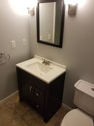 Drop Ceiling For Basement Bathroom by Top Value Construction Llc